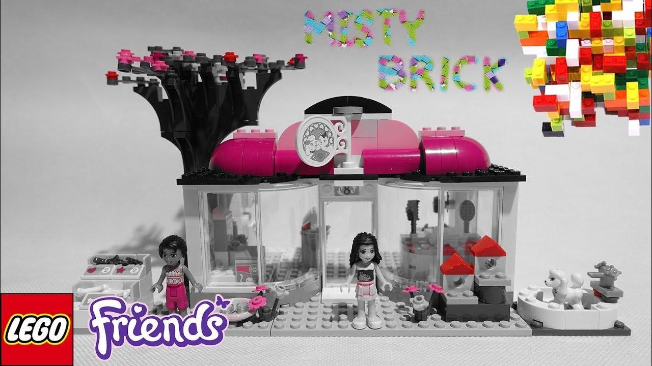 Download Lego Friends Heartlake Pet Salon by Misty Brick.