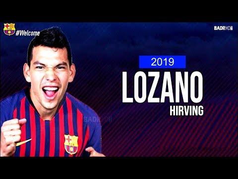 """OFICIAL Hirving """"CHUCKY"""" Lozano es NUEVO JUGADOR del BARCELONA"""
