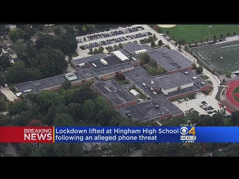 Hingham High School Locked Down After Reported Threat