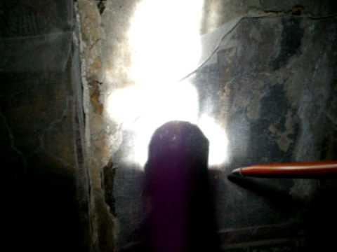 Ο π. Γεώργιος Νάνος μας ξεναγεί στην Βυζαντινή Εκκλησία της Παναγίας της Κοιμήσεως της Θεοτόκου, της Χατηριάνισσας, στον Οξύλιθο Ευβοίας