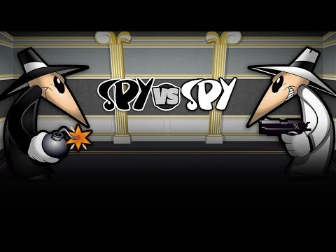 Spy vs Spy - Google Play Trailer