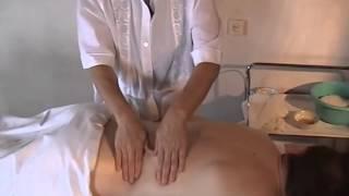 Медовый массаж. Техника медового массажа спины