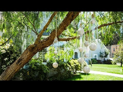 How To - Ken Wingard's DIY Glass Wind Chime - Hallmark Channel