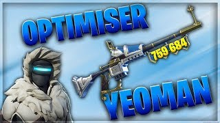 WHAT THE OLD BETSY ??? YEOMAN - FORTNITE SAUVER THE WORLD