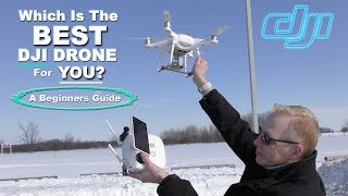 PART 1: So, You Want To Buy a DJI Drone. Which one is right for you?  Spark, Mavic, Phantom