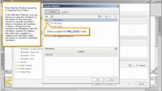 الاتصال SAP BW بيكس الاستعلام باستخدام الاستعلام المتصفح: لوحات 4.0 FP3
