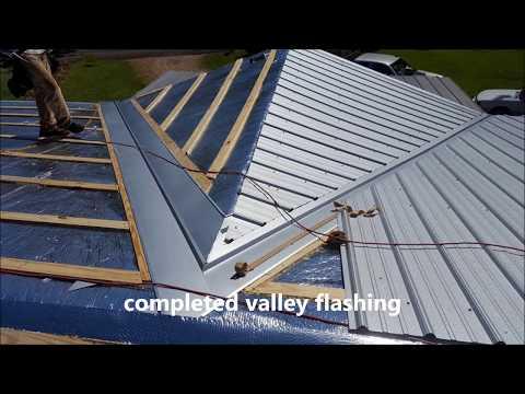 metal roof over shingles on mobile home | 601 212 5433