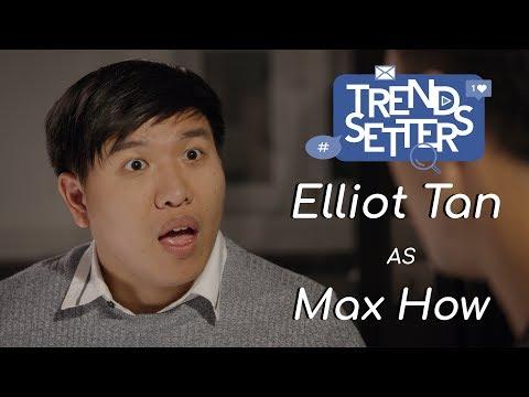 Trendsetters Feature  Elliot Tan