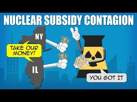 Nuclear Subsidy Contagion
