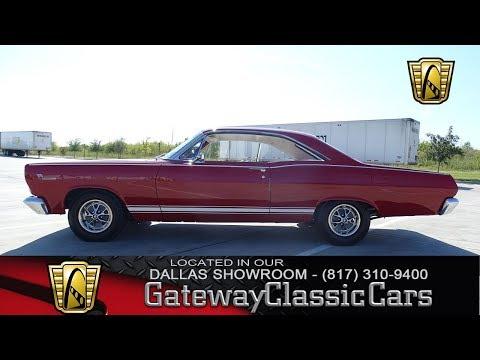 1966 Mercury Comet Cyclone GT #517-DFW Gateway Classic Cars of Dallas