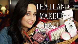 Chatty Thailand Makeup Haul | Shopping Storytime & Experience