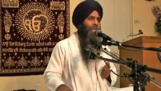 Giani Pinderpal Singh Ji - Sanman Jog - New Katha 2015 (HD) - Part 1