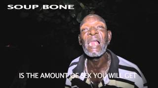 SOUP BONE - WAM BAM THANK YOU GRAN - COMEDY SKIT