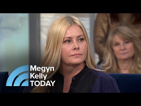 Scott Baio Accuser Nicole Eggert: We Had Intercourse Before I Was 18  Megyn Kelly TODAY