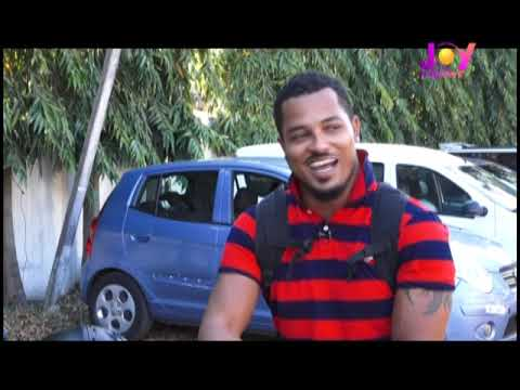 Hanging Out With Van Vicker - E With Becks