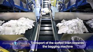 Solutech Packaging Systems sorting and bagging systems