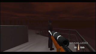 GoldenEye 007 N64 - Hoth - 00 Agent (Alfredo Lamberra Custom Campaign)