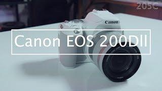 캐논 eos 200D2 유튜버 입문자용 추천! 리뷰 &…