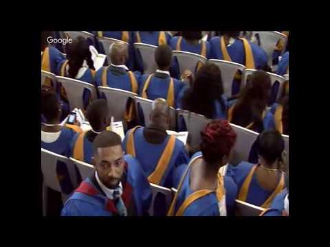 University of Technology, Jamaica Graduation Ceremony 2017