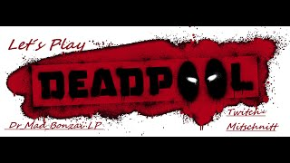 Deadpool The Game Let