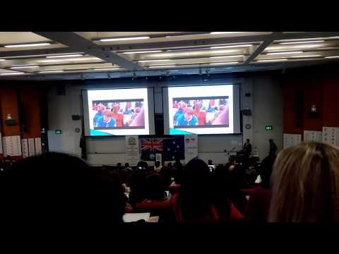 2017 NSW State Community Languages Conference @ Sydney Uni