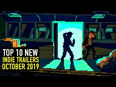10 Indie Game Trailers You Should Watch this October 2019 – Part 2