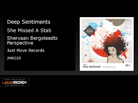 Deep Sentiments - She Missed A Stab (Shervaan Bergsteedts Perspective)