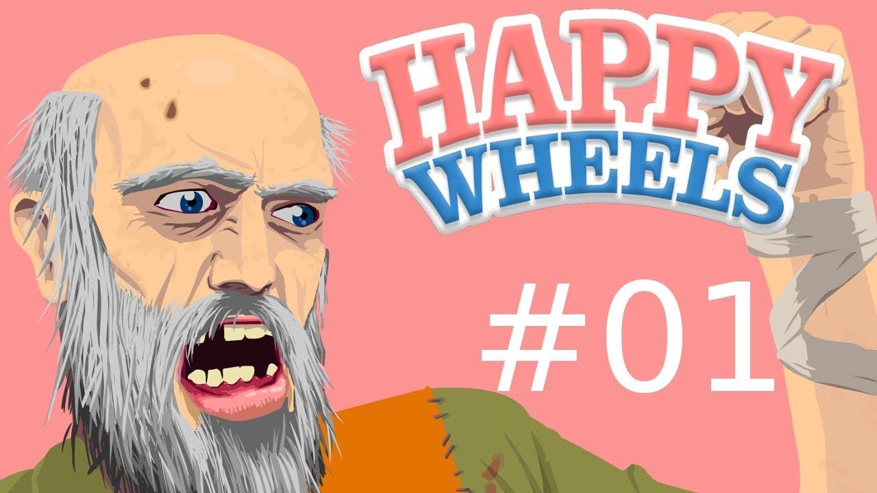 Let 39 s play happy wheels deutsch part 1 mein fahrrad hat - Let s play happy wheels ...