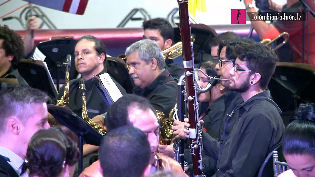 Presentación Orquesta Sinfónica del Valle del Cauca - Premios al Talento y la Moda Vallecaucana 2017