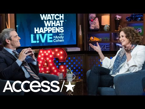Debra Winger Awkwardly Shuts Down Andy Cohen While Playing 'Plead The Fifth' | Access