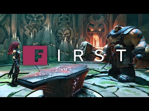 Darksiders 3 Developer Talks Gameplay Lore, Puzzles, and Combat - IGN First
