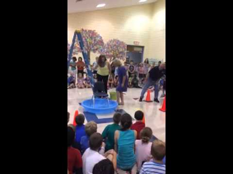 Center for Creative Learning Ice Bucket Challenge