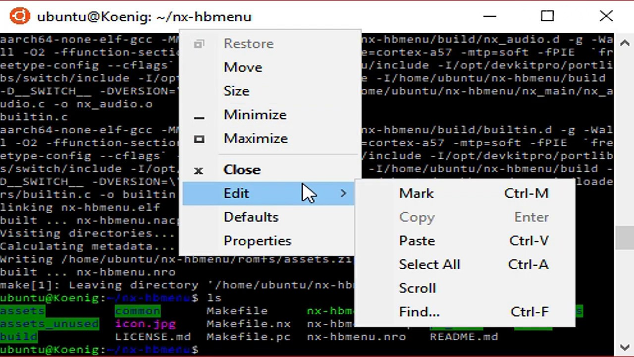 [Nintendo Switch] How to install devkitPro on WSL (Windows Subsystem for  Linux)