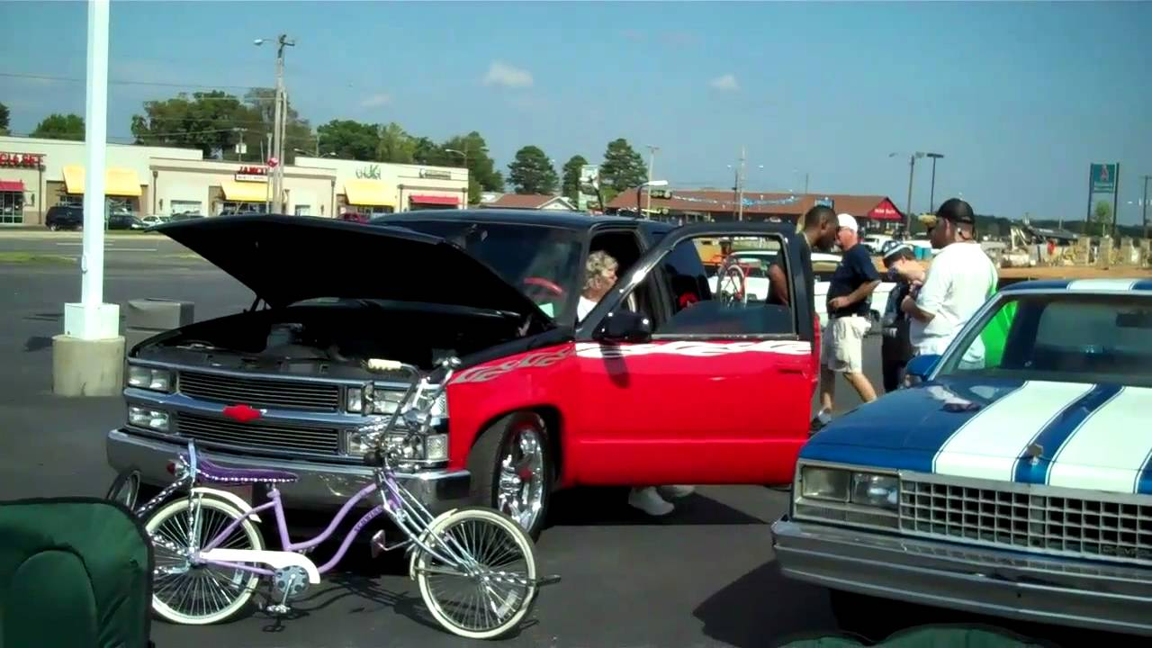 Tindol Ford Th Annual Custom Car Cruise In YouTube - Tindol ford car show