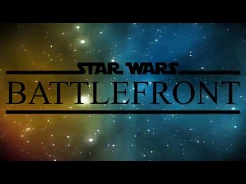 Star Wars Battlefront Theme Intro - DOWNLOAD