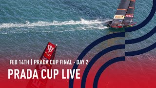Full Race Replay Day 2 | PRADA Cup FINAL | Luna Rossa Prada Pirelli vs INEOS TEAM UK