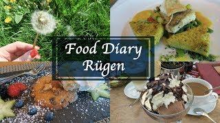 Gambar cover FoodDiary Rügen - Schlemmen auf der Insel