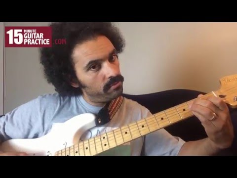 If 6 was 9 Jimi Hendrix guitar lesson (with TAB download)