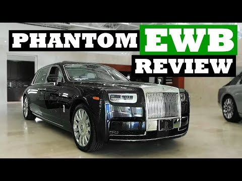 2018 Rolls Royce Phantom EWB Review