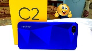 Realme C2 Blue Unboxing & First Impressions ⚡ The Best Budget Smartphone ✅