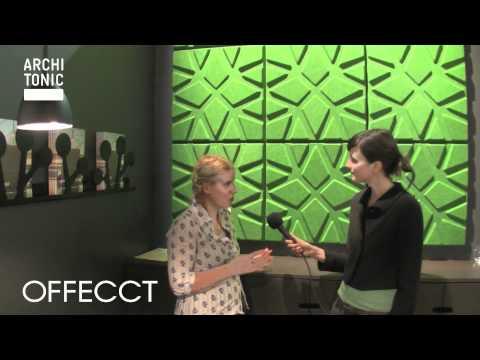 2010 Orgatec - Ineke Hans for Offecct