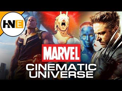 How The Eternals Movie Can Introduce MCU X-Men & Mutants