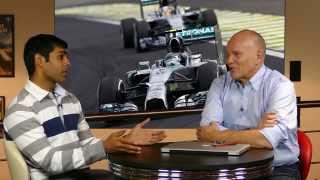 "Karun: ""Should F1 cost this much?"""