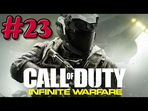 """Call of Duty: Infinite Warfare"" (#YOLO), Mission 23 - ""Operation Blood Storm: Assault the Shipyard"" thumbnail"