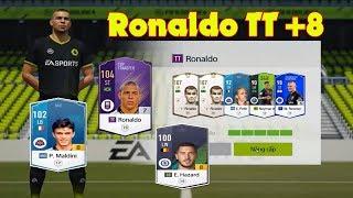 FIFA ONLINE 4, Tổng hợp những màn ép thẻ Ronaldo TT +8 cùng Maldini NHD của top sever