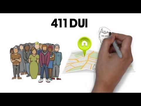 411DUI The only text based vanity cell number that generates business