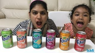 Learn Colors with Colourful Fanta & Johnny Johnny Yes Papa