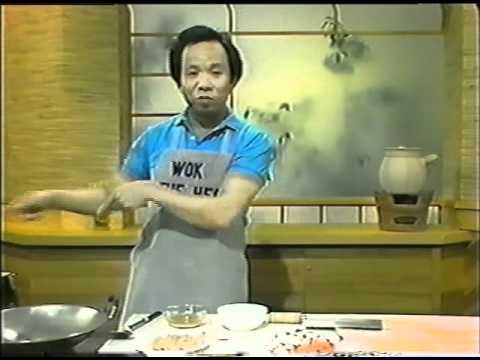 Wok with yan