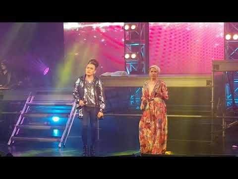 ALIW! Super Tekla vs Donita Nose performing Aegis' Basang-Basa Sa Ulan   Oh Boy Oh Lol Concert