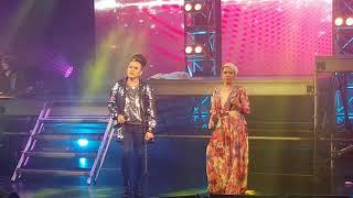 ALIW! Super Tekla vs Donita Nose performing Aegis' Basang-Basa Sa Ulan | Oh Boy Oh Lol Concert